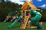 Gorillaplay Sets Home Backyard Playground Mountaineer Cedar Swing Set