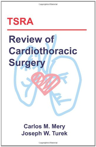 TSRA Review of Cardiothoracic Surgery