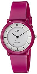 Q&Q Standard Analog White Dial Womens Watch - VQ94J004Y