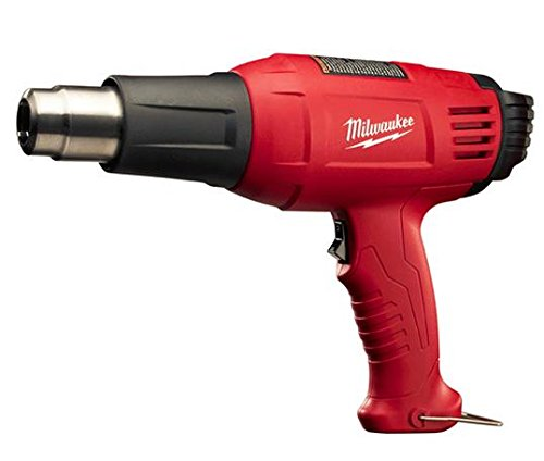 Milwaukee 8975-6 11.6 Amp 570/1000-Degree Fahrenheit Dual Temperature Heat Gun picture