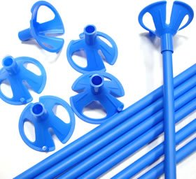 Balloon Sticks and Cups