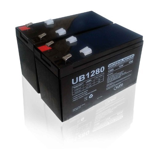 Razor Dirt Quad Replacement Batteries. Reuse Existing Connectors. Includes 2 Batteries (4 Wheeler Battery compare prices)