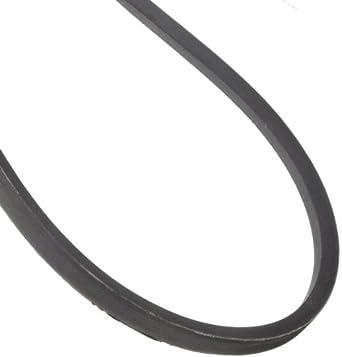 "Continental ContiTech V-Belt, Rubber, Inch, B Cross Section, 0.66"" Width"