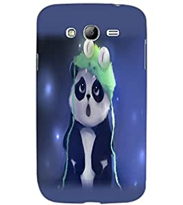 SAMSUNG GALAXY GRAND NEO PANDA Back Cover by PRINTSWAG