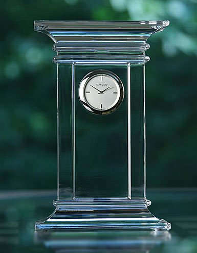 Marquis by Waterford Treviso Large ClockB001D68XAE : image