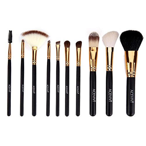 makeup Brushes brushes & or Brushes Accessories Makeup & Tools Applicators > synthetic  for natural & Tools >