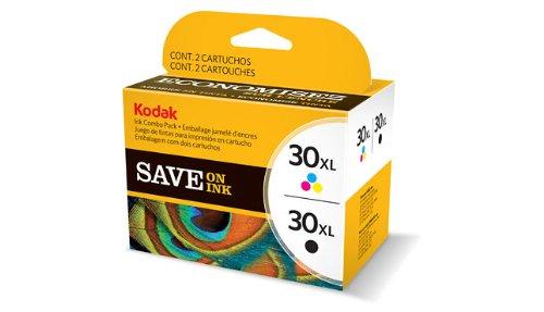Kodak 30xl Dual Pack Triple Color+black