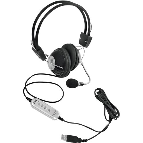 Brand New Pyle Multimedia/Gaming Usb Headset With Noise-Canceling Microphone