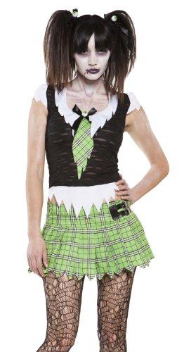 Lip Service Sexy Zombie School Girl Uniform Adult Halloween Costume XS Amazon Price 5871 3044 Buy Now As Of Sep 30 2015
