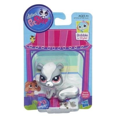 Littlest Pet Shop Pepper Clark Pet Skunk #3575