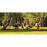 Flexible Flyer Play Park Swing Set