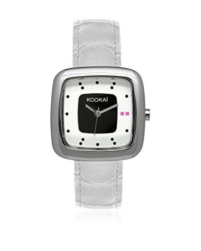 Kookai Orologio al Quarzo  Bianco 36  mm