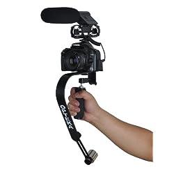 Opteka ステディーカム カメラ ビデオ スタビライザー SteadyVid EX Video Stabilizer【並行輸入】
