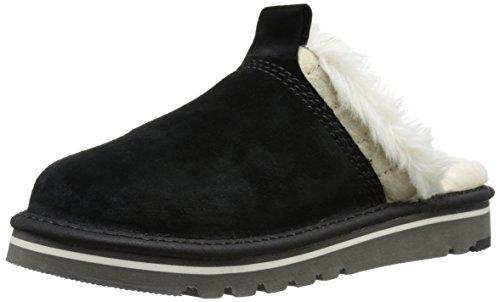 Sorel Newbie Slipper, Pantofole Donna, Nero (Black 010Black 010), 38 EU