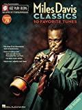 Miles Davis Classics Jazz Play-Along Vol.79 Bk/Cd (Hal Leonard Jazz Play-Along) (1423432258) by Davis, Miles