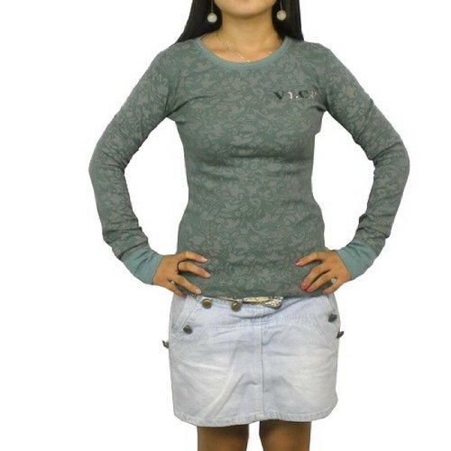 volcom-womens-stretch-crew-neck-long-sleeve-tee-shirt-small-grey
