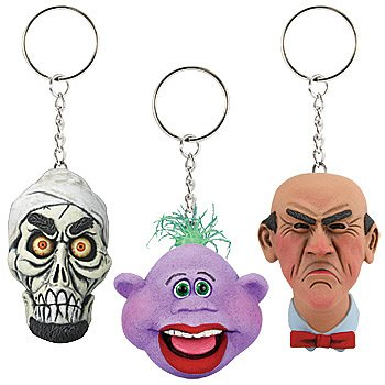 Image #1 of Jeff Dunham Keychains