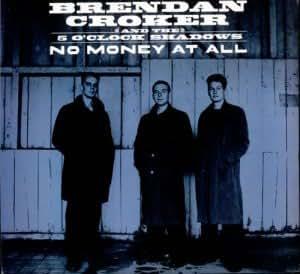 Brendan Croker & The Serious Offenders - Dropkick Me Jesus