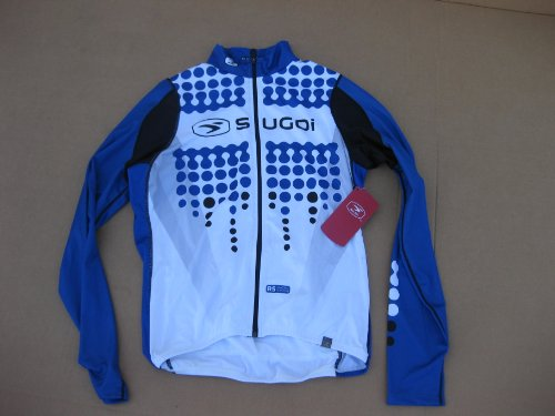 Buy Low Price Sugoi Cycling RS Zero L/S Jersey Long Sleeve Cobalt Large (c)