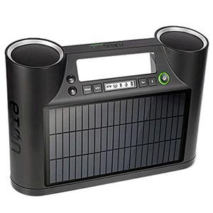 Eton Corp., Rukus Solar Sound System (Catalog Category: Home & Portable Audio / Home Audio/Shelf Systems)