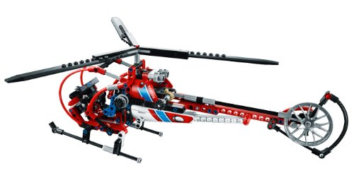 Lego technic 8068 jeu de construction l h licopt re - Jeux de construction lego technic ...