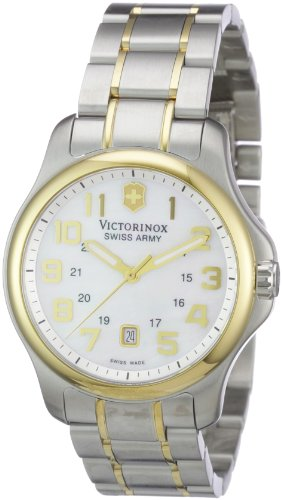 Victorinox Swiss Army Women's 241364 Officers Ladies Mother-of-Pearl Dial Watch
