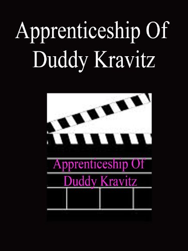a review of the novel the apprenticeship of duddy kravitz The apprenticeship of duddy kravitz (film)  kotcheff read the manuscript for richler's novel, the apprenticeship of duddy kravitz,  in his review of the film .
