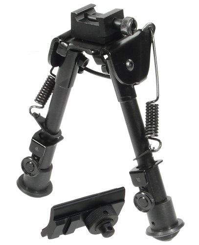 Great Deal! UTG Tactical OP Bipod - SWAT/Combat Profile Adjustable Height