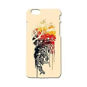 BLUEDIO Designer 3D Printed Back case cover for Apple Iphone 6 Plus / 6S plus - G1477