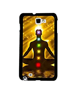 TOUCHNER (TN) Music Back Case Cover for Samsung Galaxy Note 1