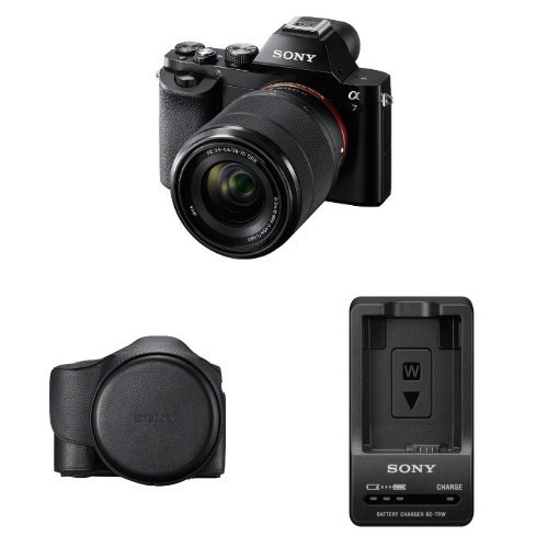 For Sale! Sony a7K Full-Frame Interchangeable Digital Lens Camera with 28-70mm Lens with  LCSELCA/B ...