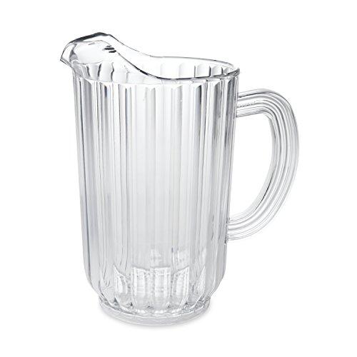 rubbermaid-commercial-products-fg333900clr-pichet-bouncer-21-l-transparent