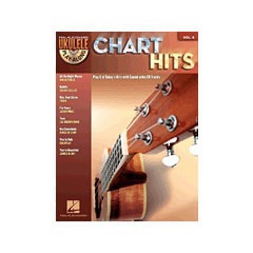 Hal Leonard Chart Hits - Ukulele Play-Along Series Volume 8 Book/CD (Chart Hits Ukulele compare prices)