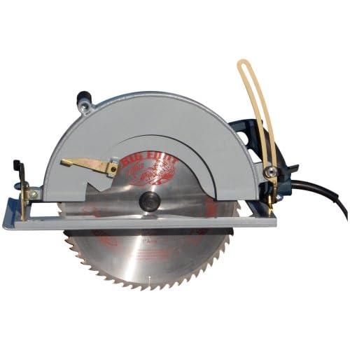 Big Foot Big Boy 15-Amp 14-Inch Worm drive Circular Saw - Power