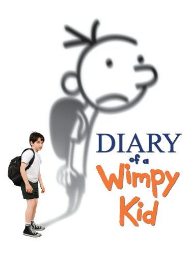 Wimpy Kid Kindle
