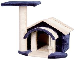 Whisker World Feline Townhouse Cat Furniture, Multi-colored