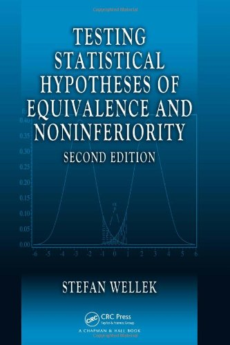 Testing Statistical Hypotheses of Equivalence and Noninferiority, Second Edition, by Stefan Wellek