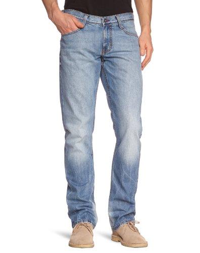 Mustang - Jeans slim, uomo Blu (Blau (vintage super bleached 507)) 42 IT (28W/34L)