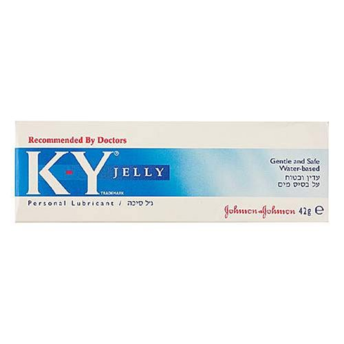 KY Jelly Personal Lubricant - Standard  42 grams