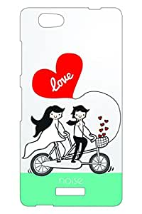 Noise Love is in the Air Back cover For Gionee M2