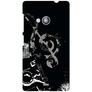 Nokia Lumia 535 Back Cover - Sign Designer Cases