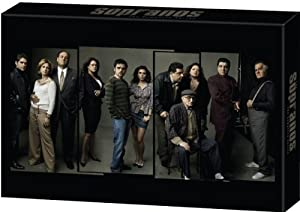The Sopranos: The Complete Series from HBO Studios