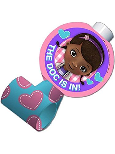 Disney Doc Mcstuffins Birthday Party Blowouts