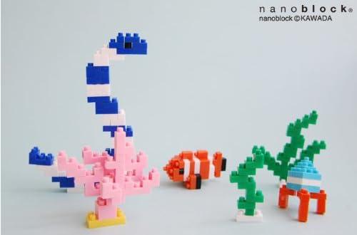 nanoblock年賀状2013用(ウミヘビ)