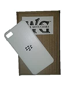 Wise Guys Battery Back Door Panel Replacement With NFC for BlackBerry Z10 - White