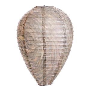 Fake hornets nest