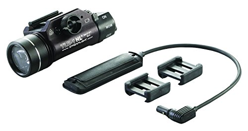Streamlight TLR-1 High Lumen Long Gun Kit,Black,Rifle