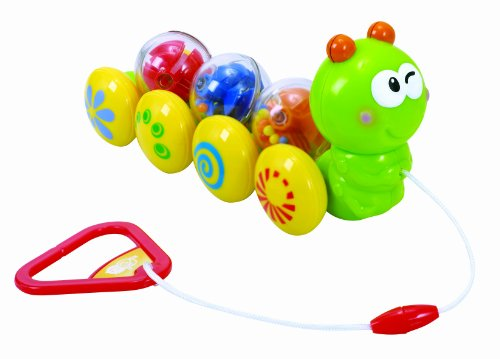Wormin' Along by Discovery Toys