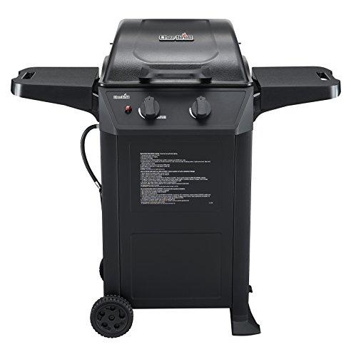 Char-Broil 24,000 BTU 2-Burner Gas Grill, 440 Square Inch