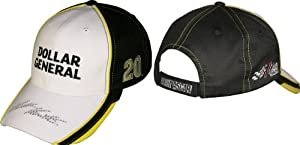 Matt Kenseth 2014 NASCAR Dollar General #20 Adjustable Hat by Checkered Flag